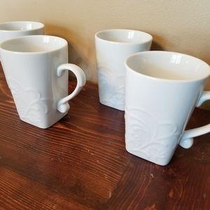 Corelle Coordinates Porcelain Set of 4